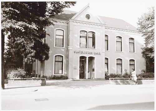 Snouckaertlaan 6: Slavenburgs Bank.