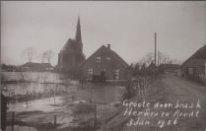 Aerdt, Kerken en Pastorie