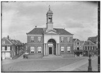 Hardewijk Raadhuis Markt 1933