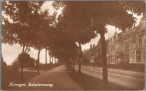 Nijmegen, Batavierenweg
