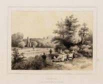 Rozendaal, Kasteel Rozendaal (Vijver)
