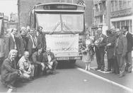 De laatste rit van GADO-buschauffeur Piet Plas