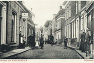 Groeten uit Appingedam    Dijkstraat