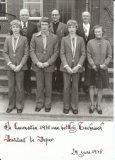 Ieper: VTI 3 laureaten in één gezin 1975