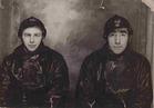 Koksijde: brandweermannen van het eerste uur, Remi Maes en Georges Carroen
