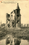 Houthulst: kasteel Cotteau de Simencourt tijdens de Eerste Wereldoorlog