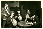 Lo: activiteit studentenclub Moeder LUC in 1967