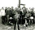 Adinkerke: de koning van de staande wip