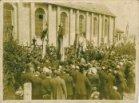 Roesbrugge: begrafenis Jules Cornette