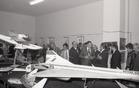 Tentoonstelling Miniatuur vliegtuigen
