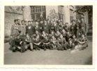 Ieper: VTI groepsfoto jaren 40