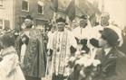 Lo: inhuldiging EH Vandromme op 8 december 1926