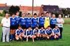Büren : internationaal voetbaltornooi met VV Kortemark