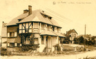 De Panne: villa's la Roche en Val d'Ante in de Dumontlaan