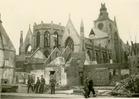 Diksmuide: Wereldoorlog II: schade bombardement 27 mei 1940