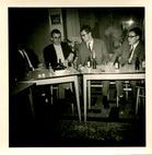Lo: mosselsouper bij studentenclub Moeder LUC in de jaren zestig