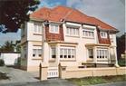 Koksijde: eerste villa's van Sint-Idesbald