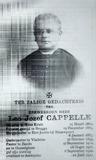 Vladslo: bidprentje onderpastoor Capelle