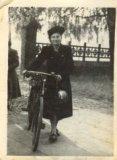 Oostkerke: met de fiets naar de kerk