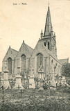 Lo: Sint-Pieterskerk voor de Eerste Wereldoorlog