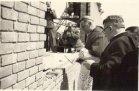 Ieper: VTI eerstesteenlegging 1954