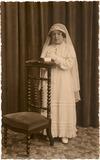 Sint-Jan-ter-Biezen (Watou): plechtige communie Simonne Demaeght
