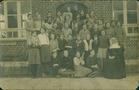 Handzame: geboortejaar 1924 op de klasfoto