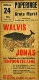 Poperinge: affiche Jonas de walvis