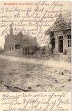 Zonnebeke: Het verwoeste gemeentehuis