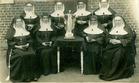 Edewalle: de kloostergemeenschap in 1924