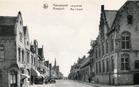 Nieuwpoort-Stad: hoek Langestraat en Kaaistraat