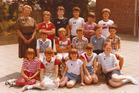 Kortemark: het 5de leerjaar in de school van Kortemark Elle