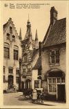 Ieper: Museumplaats in de Boomgaardstraat