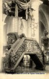 Poperinge: preekstoel Sint-Bertinuskerk