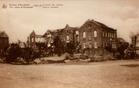 Houthulst: het klooster van de Zusters tijdens de Eerste Wereldoorlog