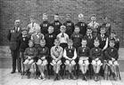 Passendale: 4° leerjaar gemeentelijke basisschool 1966-1967