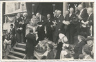 Poperinge: plechtige inhuldiging burgemeester J. Van Walleghem