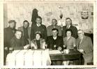 Leisele: bestuursvergadering Criterium van de Westhoek in 1962