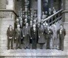 Poperinge: gemeenteraad op de pui van het stadhuis