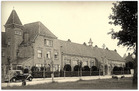 Houthulst   Klooster en schoolgebouw