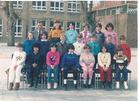 De Panne: klasfoto derde leerjaar