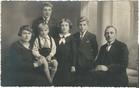 Vladslo: familie Rommelaere-Decleir