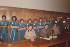 """Ieper: ontvangst op het stadhuis Cyclobalclub """"Blijf Jong"""""""