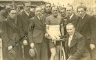 Diksmuide: wielrennen 1944