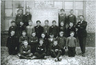 Vladslo: klasfoto gemeenteschool