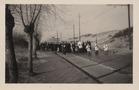 Koksijde: processie in de Zeelaan