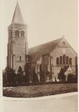 Houthulst: de Sint-Jan de Doperkerk in de jaren vijftig