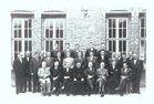 Nieuwpoort: leraars RMS Nieuwpoort 1955