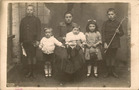 Watou: groepsfoto met kinderen Demol