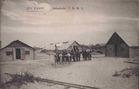 Koksijde: infanteriekamp in St.- Idesbald tijdens de Eerste Wereldoorlog